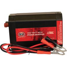 SCA MSW Power Inverter - 400W, , scanz_hi-res