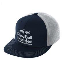 Red Bull Holden Racing Team Youth Flat Peak Cap, , scanz_hi-res