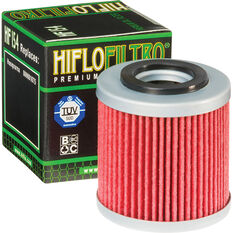 Motorcycle Oil Filter - HF154, , scanz_hi-res
