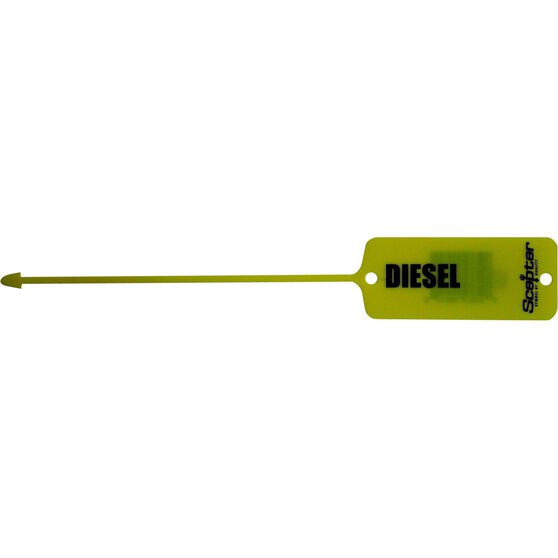 Jerry Can Tag - Diesel, Yellow, , scanz_hi-res