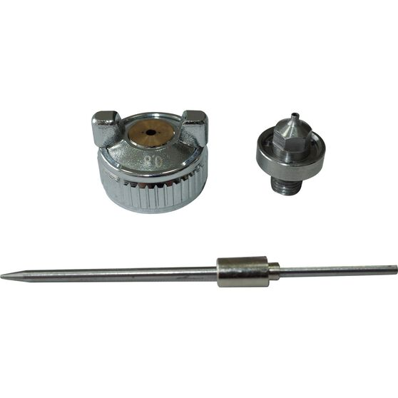 Air Spray Gun Small 1mm Nozzle Kit Suit PLU340074, , scanz_hi-res