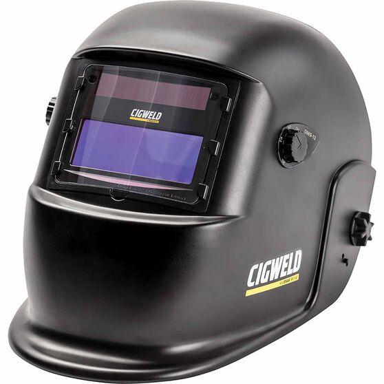 Cigweld Welding Helmet Essential Auto Darkening, , scanz_hi-res