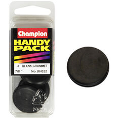 Champion Blanking Grommet - 7 / 8inch, BH022, Handy Pack, , scanz_hi-res
