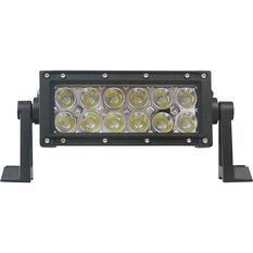 Driving Light Bar - LED, 36W, 8 inch, with Harness, , scanz_hi-res