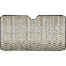 SCA Bubble Sunshade - Silver, XL, Accordion, Front, , scanz_hi-res
