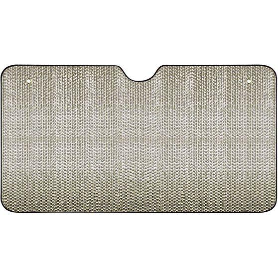 SCA Bubble Sunshade Silver XL Accordion Front, , scanz_hi-res