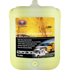 SCA Truck Wash Wax Concentrate - 10 Litre, , scanz_hi-res
