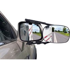 SCA Towing Mirror - 4X4 Clip On, X-Large, Adjustable, Single, , scanz_hi-res