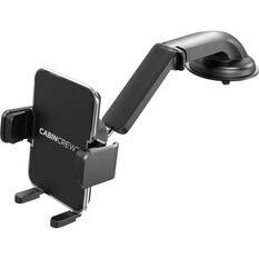 Cabin Crew Phone Holder - Suction Mount, Expander, Black, , scanz_hi-res