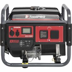 ToolPRO Digital Inverter Generator Open Frame 3300W, , scanz_hi-res