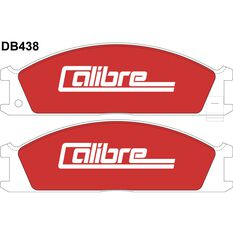 Calibre Disc Brake Pads DB438CAL, , scanz_hi-res