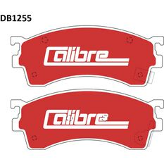 Calibre Disc Brake Pads DB1255CAL, , scanz_hi-res
