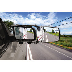 Ridge Ryder Clamp On Towing Mirror, , scanz_hi-res