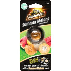 Armor All Vent Air Freshener Melon 2.5mL, , scanz_hi-res