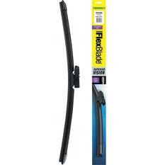 Tridon FlexBlade Single Wiper 18 Inch Push Button, , scanz_hi-res