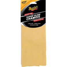 Meguiar's Synthetic Medium Super Glide Chamois, , scanz_hi-res