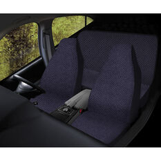 SCA Escort Seat Cover Pack - Grey, Built-In Headrests, Front Pair and Rear, Airbag Compatible, , scanz_hi-res