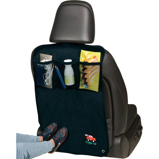 Scuff Protector - Black, Backseat, , scanz_hi-res