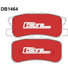 Calibre Disc Brake Pads DB1464CAL, , scanz_hi-res