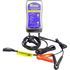Century 12V 1/3/6 Amp 9 Stage Battery Charger, , scanz_hi-res
