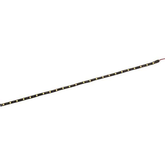 SCA Strip Light - LED, 12V, 60cm, Flexible, Black, , scanz_hi-res