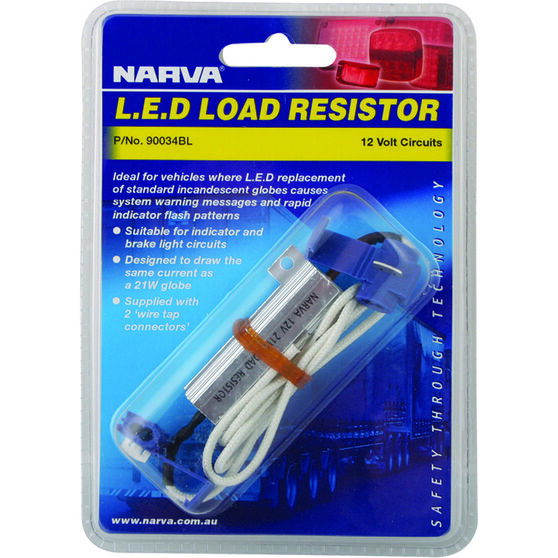 Narva Load Resistor - LED, 12V, 21W, , scanz_hi-res