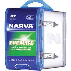 Narva Everlife Long Life Headlight Globe H7 12V 55W, , scanz_hi-res