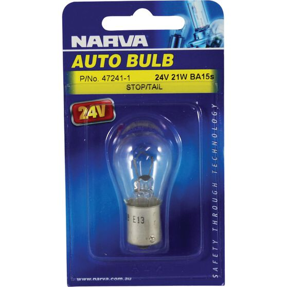 Narva Bulb - 24V, 21W, BA15s, , scanz_hi-res