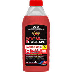 Penrite Red OEM Coolant Concentrate 1 Litre, , scanz_hi-res