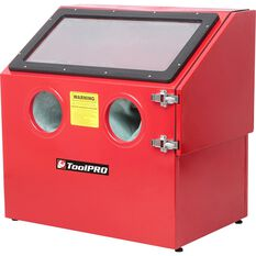 ToolPRO Sand Blasting Cabinet 100 Litre, , scanz_hi-res