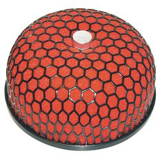 Wildcat Mega Foam Filter - Red, 77mm, , scanz_hi-res