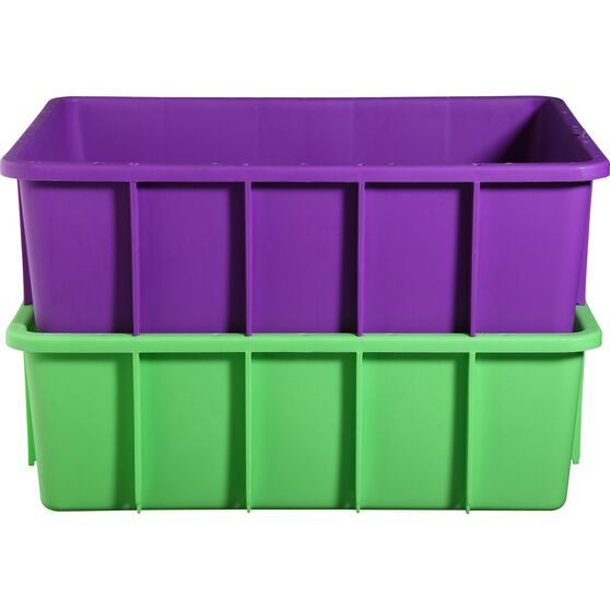 SCA Storage Box - Charcoal, 10 Litre, , scanz_hi-res