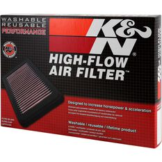 K and N Air Filter - 33-2919 (Interchangeable with A1557), , scanz_hi-res