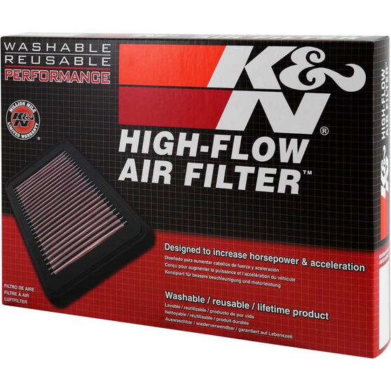 K&N Air Filter - 33-2919 (Interchangeable with A1557), , scanz_hi-res