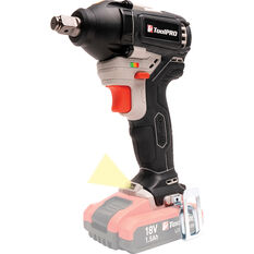 ToolPRO 18V Brushless Impact Wrench Skin, , scanz_hi-res