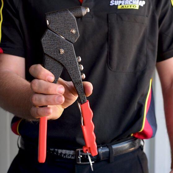 ToolPRO Heavy Duty Hand Riveter - Rotating Head, , scanz_hi-res