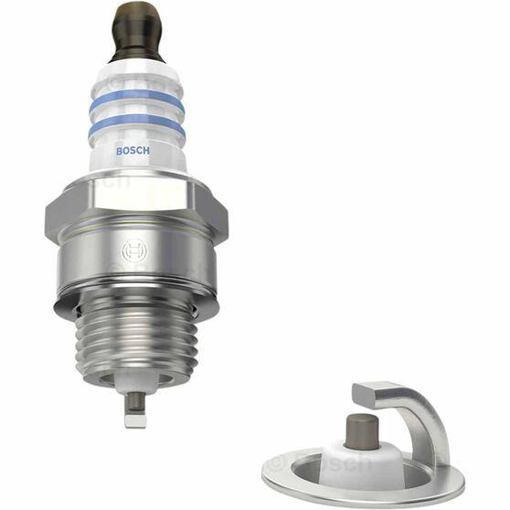 Bosch Spark Plug Single WSR6F, , scanz_hi-res
