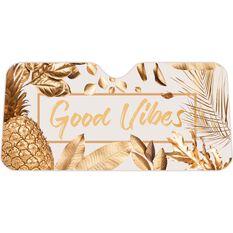 Good Vibes Sunshade -  Fashion, Accordion, Front, , scanz_hi-res