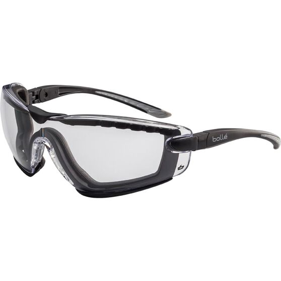 Bolle Safety Glasses - Cobra, Clear, , scanz_hi-res