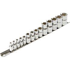ToolPRO Socket Rail Set - E-Torx, 14 Piece, , scanz_hi-res
