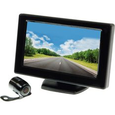 """SCA SCA430 Wireless Reversing Camera with 4.3"""" Monitor, , scanz_hi-res"""