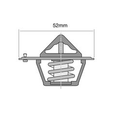 Tridon Thermostat - TT240-192, , scanz_hi-res