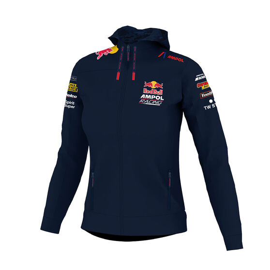 Red Bull Ampol Racing Hoodie Womens, RBAR, scanz_hi-res