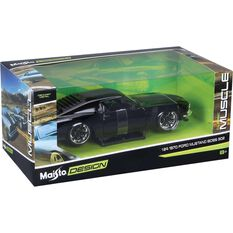 Die Cast Ford Mustang Boss 1:24 Scale Model, , scanz_hi-res