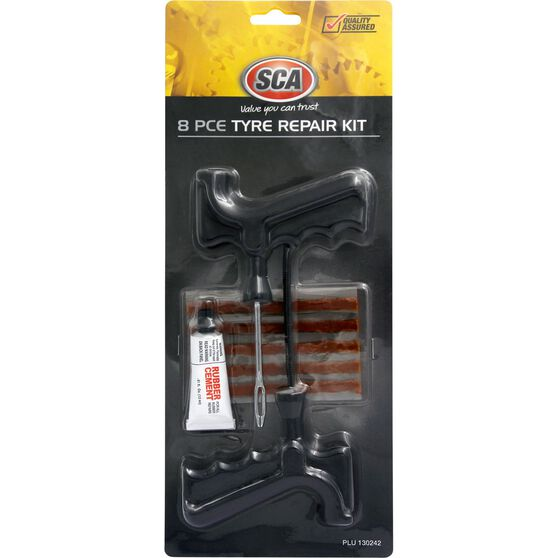 SCA Tyre Repair Kit - 8 Piece, , scanz_hi-res