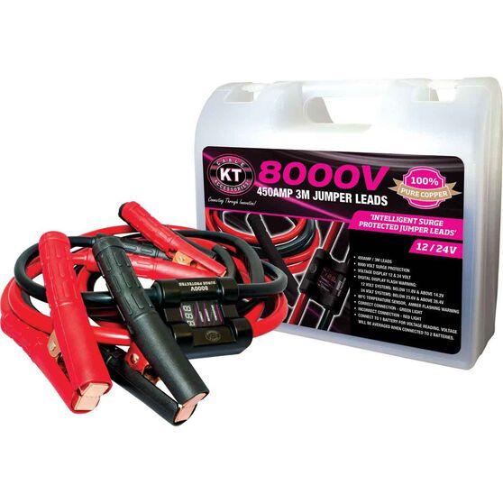 KT Cables 12V/24V 450 Amp Intelligent Jumper Leads, , scanz_hi-res