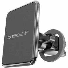 Cabin Crew Phone Holder - Vent Mount, Magnetic, Black, , scanz_hi-res