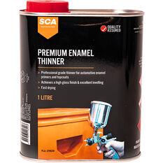 SCA Premium Enamel Thinner - 1 Litre, , scanz_hi-res