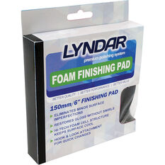 Lyndar Foam Finishing Pad 150mm, , scanz_hi-res