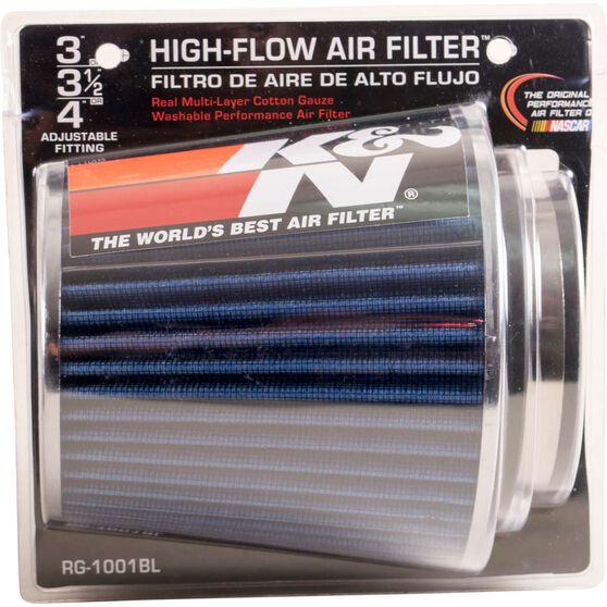 Pod Air Filter - Chrome, Adjustable, RG-1001BL, , scanz_hi-res